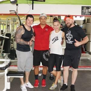 Elite Gym Body Fitness -