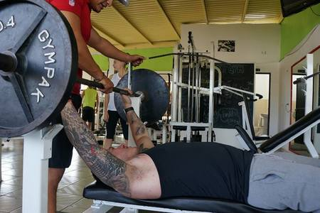 Elite Gym Body Fitness