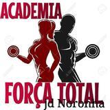 Academia Força Total Jardim Noronha - logo