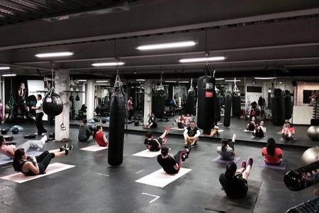 Women Box Fitness -