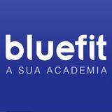 Academia Bluefit Piracicaba - logo