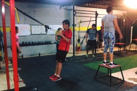 Spartan Fitness Iguala -
