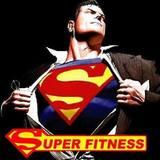 Academia Super Fitness - logo