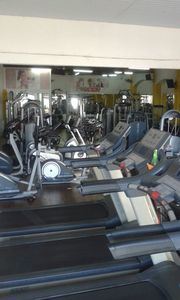 Academia Fórmula Fitness