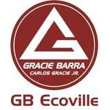 Gracie Barra Ecoville - logo