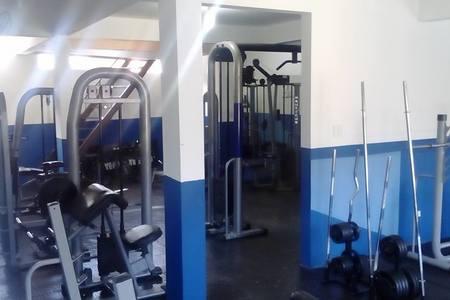 Academia Inova fitness