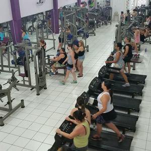 Estação Mulher Academia -