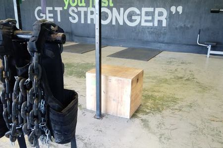 Get Strong -
