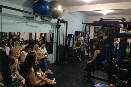 Nayana Maia Studio Fitness -