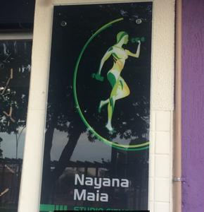 Nayana Maia Studio Fitness