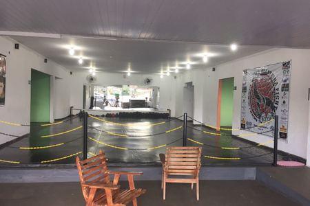 Cross Figther Centro de Artes Marciais