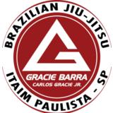 Gracie Barra Itaim Paulista - logo