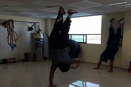 Club Fitness Pachuca
