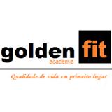 Golden Fit Academia Monte Verde - logo