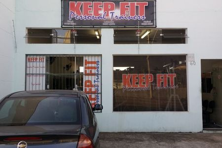 Keep Fit Personal Trainer