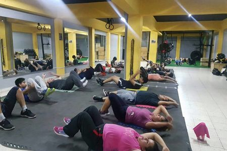Urban Workout & Body Fit -