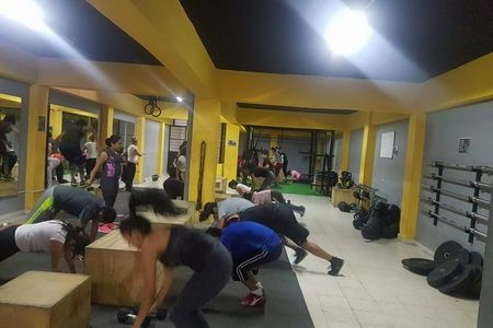 Urban Workout & Body Fit