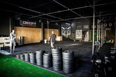 CrossFit City Wolves -