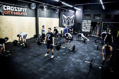 CrossFit City Wolves