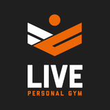 Live Personal Gym - logo