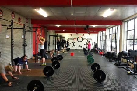CrossFit Powerful