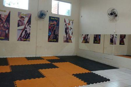 Athos Fitness Academia - Unidade 2 -