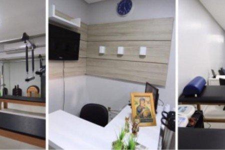 Equílibrio Pilates Studio e Fisioterapia