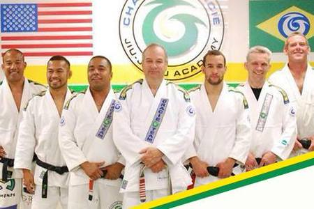 Charles Gracie Planaltina DF -