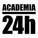 Academia 24h - Unidade Lagoa - logo