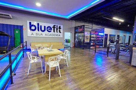 Academia Bluefit - São Vicente -