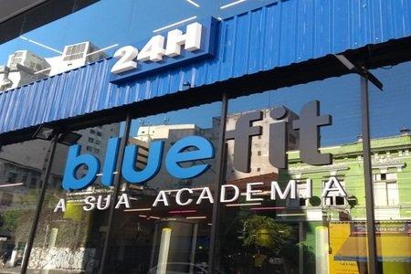 Academia Bluefit - Santo Antônio -