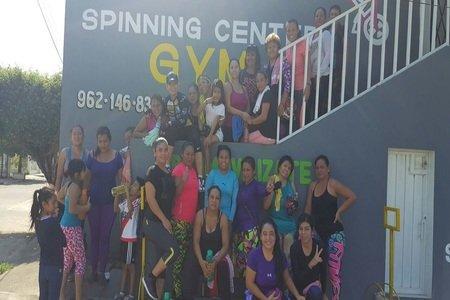 Spinning Center Gym -