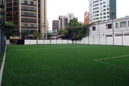 d8bc68547f Academias com Quadra De Futebol Society em Vila Olimpia em São Paulo - SP -  Brasil