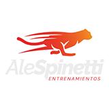 Ale Spinetti - logo