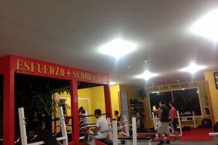 Olympus Gym
