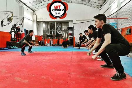 WT Kung Fu Hurlingham -