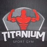 Titanium Gym - logo