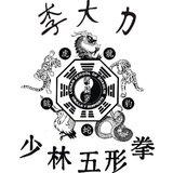 Lohan Shaolin Grulla Y Serpiente Guadalupe - logo