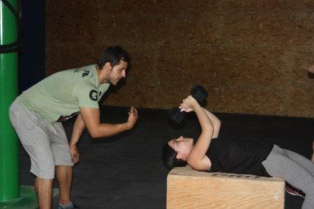 REPMAKER entrenamiento -