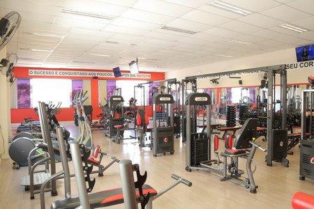 Go Gym Academia -