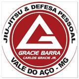 Centro De Treinamento Gracie Barra Ipatinga - logo