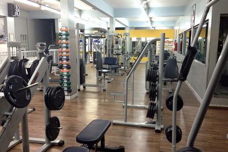 Academia Fitness Sport Life -