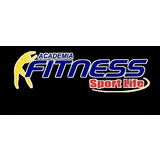 Academia Fitness Sport Life - logo