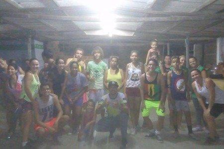 Grupo Uiraçaba de Danças Estação -