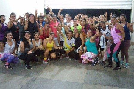 Grupo Uiraçaba de Danças Chá -