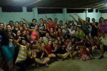 Grupo Uiraçaba de Danças Chá