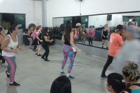 Academia Caiman Fitness Unidade 2 -