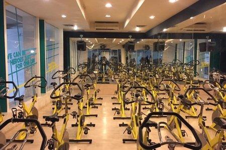 Ponteenforma Gym / Centro Sur -