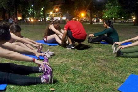 Kinea Fitness, Parque isla de la Paternal -