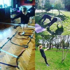 Kinea Fitness, Parque isla de la Paternal